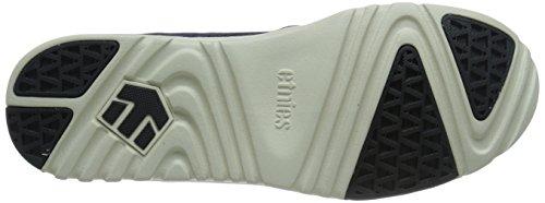 EtniesScout - Zapatillas de Skateboard mujer Negro - Black (Black/Brown)