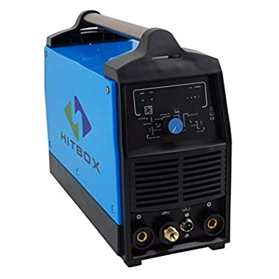 TIG Welder 200A Pulse MMA Stick Mosfet Welding Machine Digital Control Tig Welder Machine HITBOX
