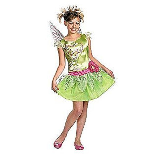 Disney Tinkerbell Teen Costume Large 10-12 (Tinkerbell Costumes For Teens)