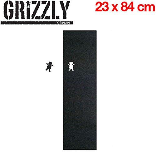 【GRIZZLY】グリズリー スケボー デッキテープ スケートボード SKATEBOARD Bear Cut-Out Goofy 23×84cm