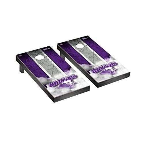 - Victory Tailgate Southwest Baptist University SBU Bearcats Desktop Mini Cornhole Game Set