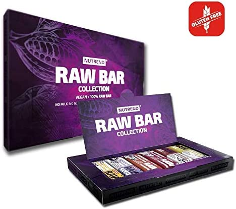 Nutrend Raw Bar Collection
