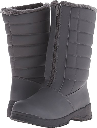 Boots Tundra Weather Boots Cold Christy Grey Women's rHqrwYf4a