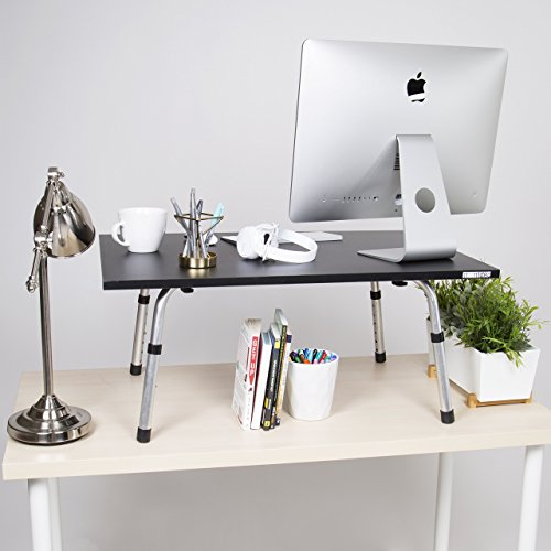 Stand Steady Executive Standing Desk Large Surface 31 5