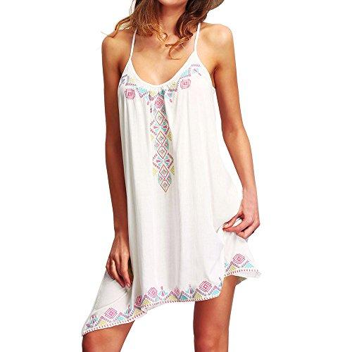 Z Vestido Noche Elegante de Casual Vestidos Noche Vestido Sundress F13 Playa TM Maxi Boho Verano Mujer de Largo Playa Mujer Damark Fiesta Boda Falda Mujer Maxi PZUw4xqn
