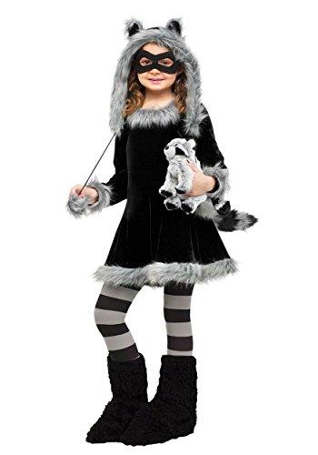 Fun W (Sweet Raccoon Girls Costumes)