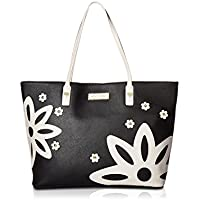 Betsey Johnson Womens 2-in-1 Tote