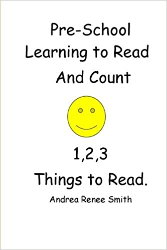 Book PreSchool Learning to Read and Count 123 Ready to Read