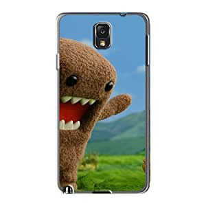 Premium Domo Kun Heavy-duty Protection Cases For Galaxy Note 3
