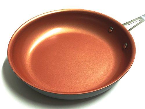 9 inch ceramic frying pan - 8