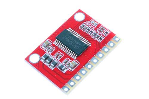 NOYITO OEP 30Wx2 Dual Channel Audio Digital Amplifier Board Class D DC 7.5 to 24V for 30-100W Speaker