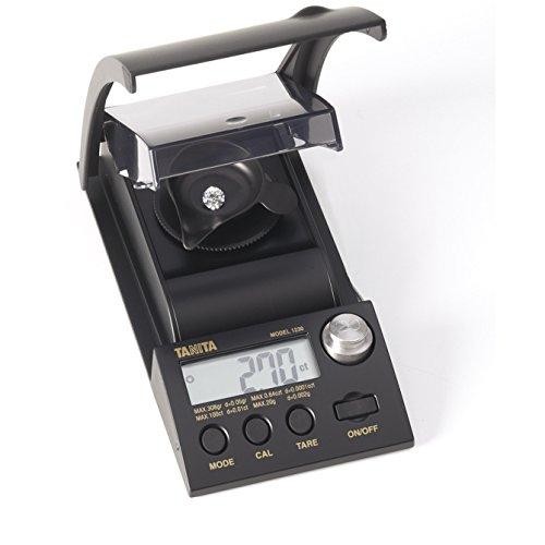 Tanita Pocket Scale - Pocket Diamond Scale - 100ct x .01ct