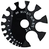 Acrylic Gauge Wheel