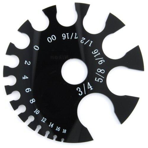 Acrylic Gauge Wheel by Steel Navel Body Jewelry