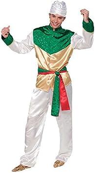 Bollywood Disfraz de hombre, talla m: Amazon.es: Juguetes y juegos