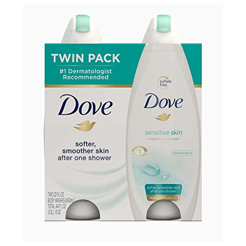 Dove Body Wash Sensitive count product image