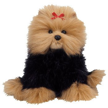 Ty Beanie Babies Yapper the Dog Yorkshire Terrier