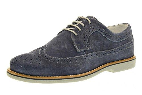 IGI&CO Man inglesina 76803/00 BLUE Schuh Blau