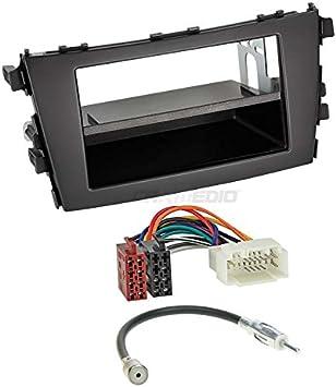 Suzuki Celerio à partir de 14 1-din Autoradio Kit de Montage Câble Adaptateur Façade Radio