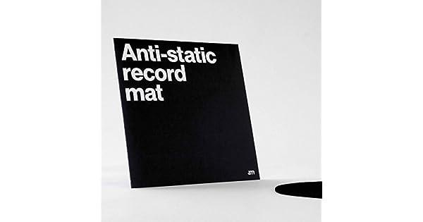 Amazon.com: Antiestático Grabar Mat – AM limpio sonido: Home ...