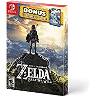 The Legend of Zelda: Breath of the Wild: Starter Pack for Nintendo Switch