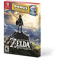 The Legend of Zelda: Breath of the Wild: Starter Pack -...