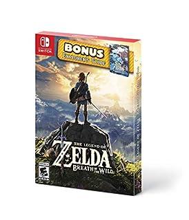 The Legend of Zelda: Breath of the Wild: Starter Pack - Nintendo Switch (B07GVX4TFH) | Amazon price tracker / tracking, Amazon price history charts, Amazon price watches, Amazon price drop alerts