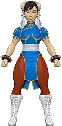 Funko Street Fighter Chun-Li savage world motu masters of the universe primal