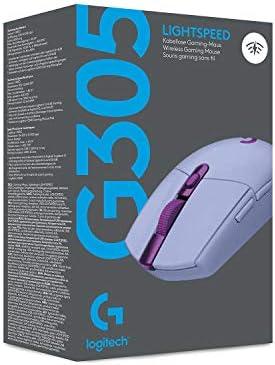 Logitech G305 LIGHTSPEED Wireless Gaming Mouse - Lilac