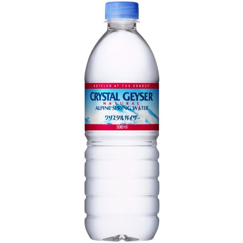 Otsuka Foods Crystal Geyser 500ml X 48 this by Crystal Geyser
