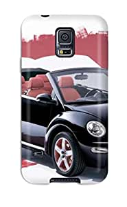 Nora K. Stoddard's Shop Awesome Case Cover Compatible With Galaxy S5 - 2004 Volkswagen New Beetle Cabriolet Dark Flint Limited Edition 9483773K44330075