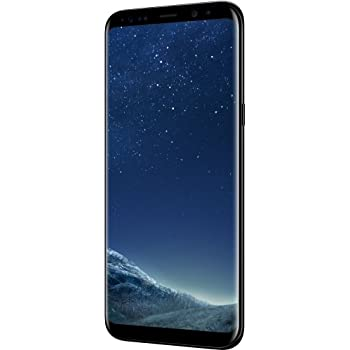 Samsung Galaxy S8+ SM-G955F 64GB Never Locked Smartphone for all GSM Carriers - Midnight Black