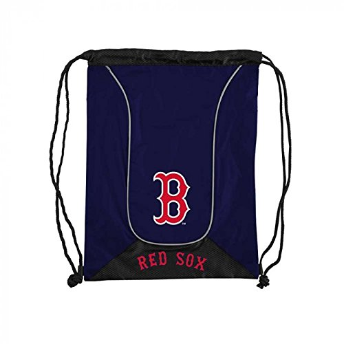MLB Boston Red Sox Doubleheader Backsack, 18-Inch, Navy by Concept One Accessories