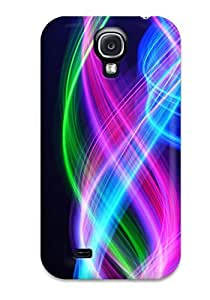 Bareetttt Case Cover For Galaxy S4 - Retailer Packaging Colorful Protective Case