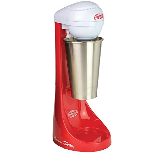 Nostalgia Coca-Cola Logo Coke Old Fashioned Design 2 Speed Milk Shake ()