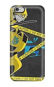 Fashion Tpu Case For Iphone 6 Plus- Durarara Defender Case Cover