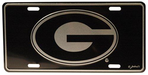 NCAA Georgia Bulldogs Car Tag Elite