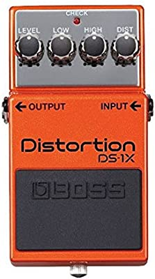 BOSS DS-1X Special Edition Distortion Pedal Image