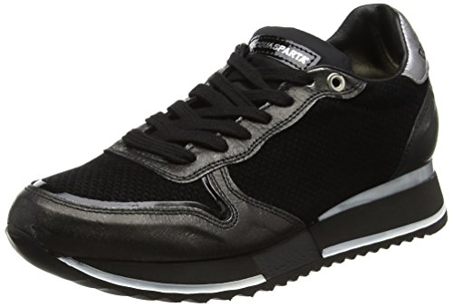 Basses Noir Bianca Femme Sneakers D'Acquasparta cwyg1BUAB