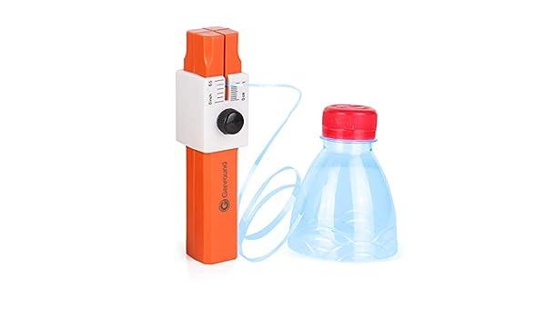 Botella de plástico botella de plástico cortador, genround ...