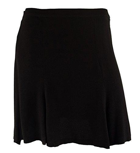 Polo Ralph Lauren Women's Flared Mini Skirt-PB-14 Polo Black