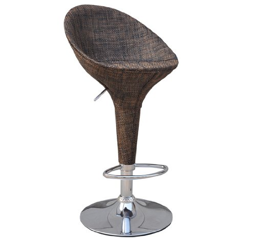 Modern Adjustable Pub Swivel Barstool