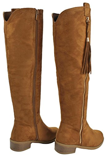 Shoes JJF Forever Link Boot 1 21 Mango Lady Tan d11qWr