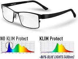 KLIM Protect - Lunettes Anti Lumiere Bleue