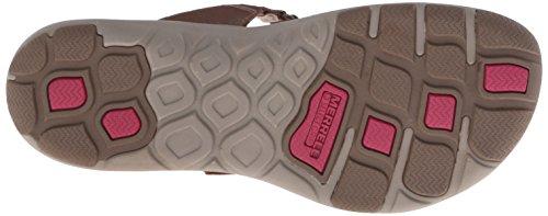 calzado de Adhera Merrell Brown correa qAxzwHR