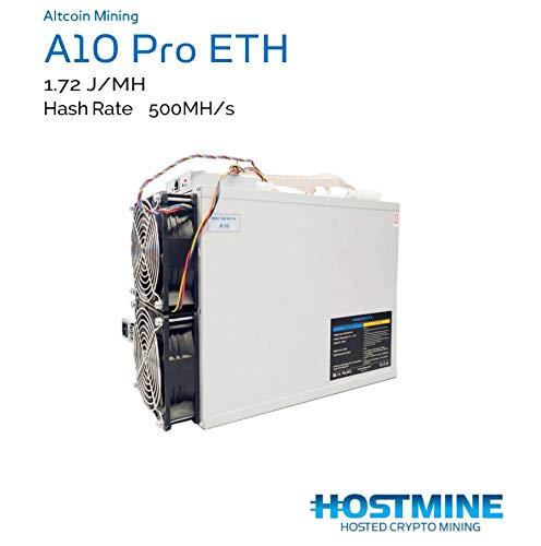 Innosilicon A10 Pro 500 MH/s Ethereum Miner