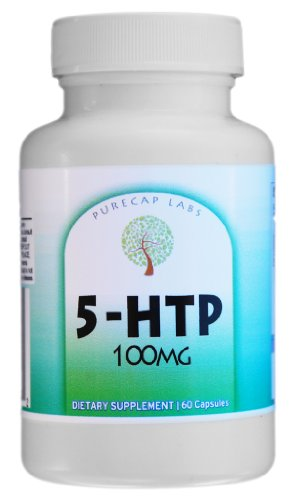 5-HTP- Natural Appetite Suppressant, 100mg 60 Caspsules