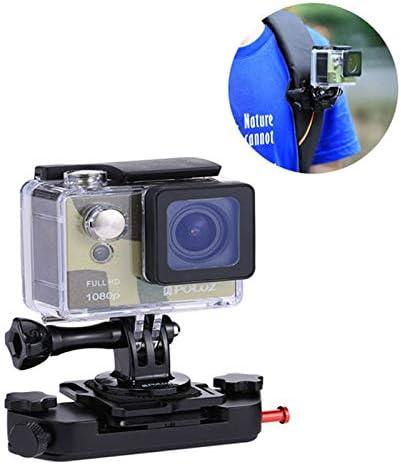 Camlink Quick clip soporte mk90 para cámara Actioncam cámara de vídeo nuevo//en el embalaje original