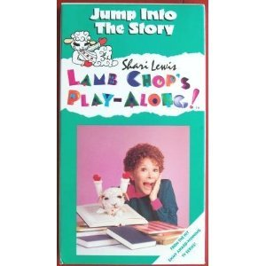 (Shari Lewis Lamb Chop's Play-Along! Jump Into the Story [VHS])