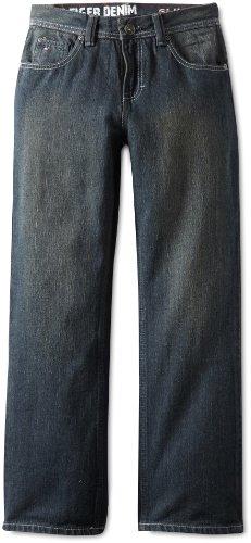 Tommy Hilfiger Boys' Revolution Slim Fit Jeans
